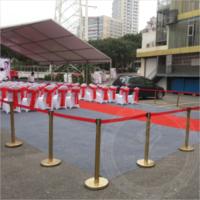 活动大棚搭建,隔离带,酒店座椅,红地毯