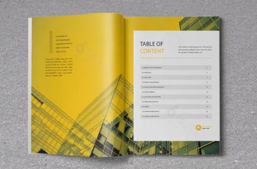 企业画册如何短时间内做好